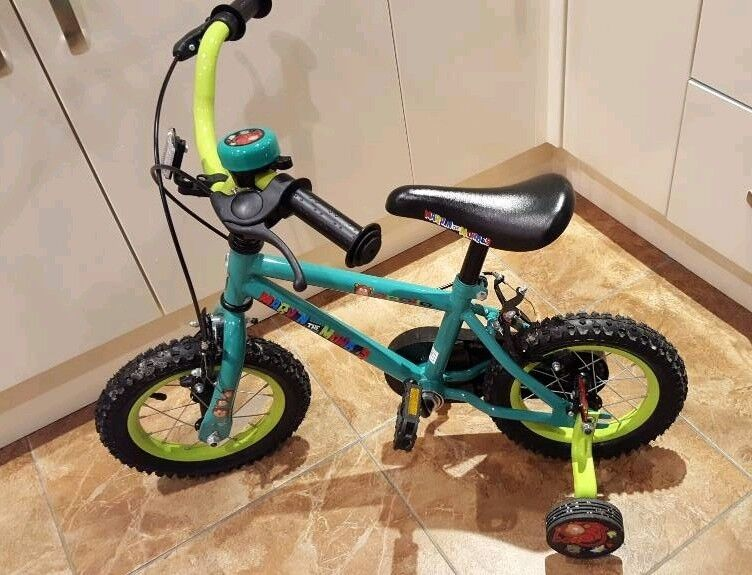 Boys 'Marvin Monkey' bike