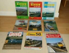 9 fantastic Railway Books