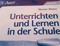 Standardwerk zur Einführung in die Didaktik München - Laim Vorschau