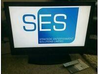 """SONY 32"""" LCD 1080p Full HD TV. Built in Freeview Excellent Condition Fully Working with Remote"""