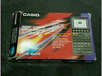 Scientific graphic casio calculator