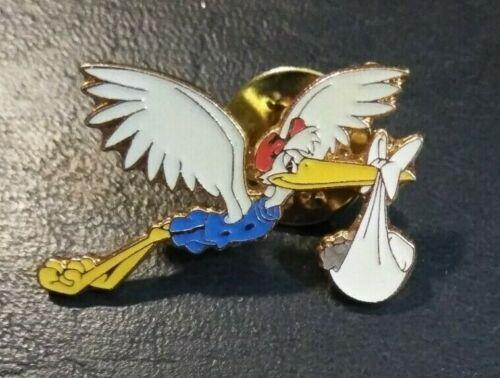 Disney Store Stork 55th Anniversary Pin