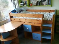 Cabin bed by Stompa