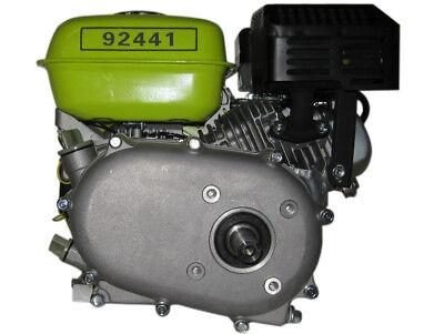 MOTOR 6.5CV, 4.8kW CON EMBRAGUE EN BAÑO DE ACEITE 1/2, EJE 19.96MM