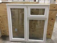 Timber Double Glazed Lipped Casements 1220w x 1220h x 3