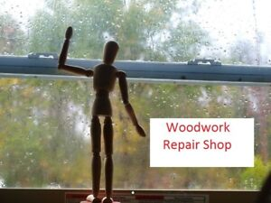 Woodwork Repair Shop