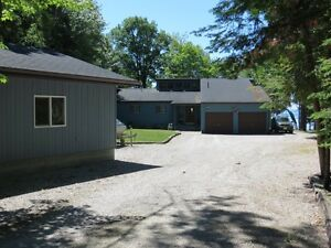Executive Waterfront Home or Cottage for Sale in Blind River