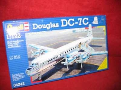 REVELL®  04242 1:122 DOUGLAS DC-7 2 VERSIONEN BAUBAR PAN AM/SÜDFLUG