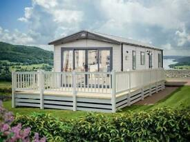 BRAND NEW TOP SPEC'D HOLIDAY LODGES FOR SALE ON 12MONTH PARK *CHESHIRE
