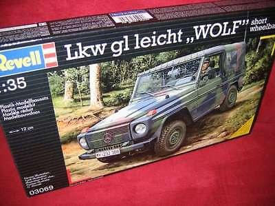 "REVELL® 03069 1:35 LKW gl leicht ""WOLF"" NEU OVP"