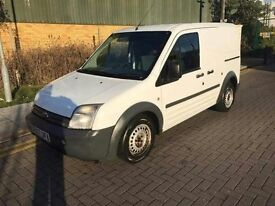 2007 Ford Transit Connect 1.8TDCi (75PS) T200 SWB Lead-In Panel Van 1753cc