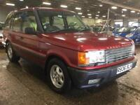 1998 Land Rover Range Rover 4.6 V8 Limited Edition 5dr Petrol red Automatic