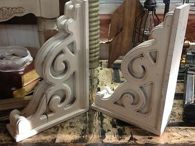LARGE RUSTIC CORBELS / BRACKETS