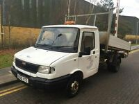LDV 400 CONVOY TD LWB TIPPER **DIRECT FROM THE COUNCIL** 2.4