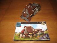 Lego Star Wars 7184 trade federation MMT
