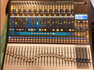 Presonus Studio Live 24.4.2 With Road Case