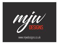 mjw designs - Print & Ditigal Graphic Design