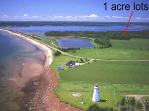Panmure Island Cottage Lot with Deeded Beach Access (REDUCED!)