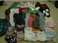 12-18 months girl clothes 40 items!