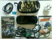 Sony PSP 2003 console lot GCond!!