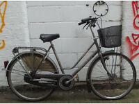 Ladies Vintage dutch bike GAZELLE from HOLLAND - 3 speed , frame size 20 ready to go - Welcome