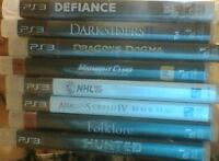 8 PS3 Video Games For Sale