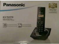 Digital Cordless Phone Panasonic KX-TG1711