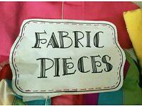 Job lot of Fabric Material