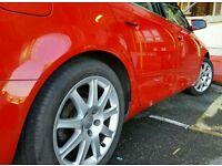 Hand car wash and detailing - machine polish wax etc