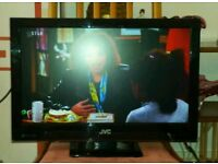 """22"""" HD FREEVIEW LCD TV"""