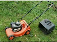Lawn mower, problems starting!