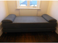 John Lewis Sonoma Sofa Bed Excellent condition Sofabed Grey