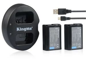 Sony a5000/6000/6300/6500 np 150 battery made by Kingma