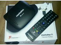 Manhatan T1 Freeview HD Box