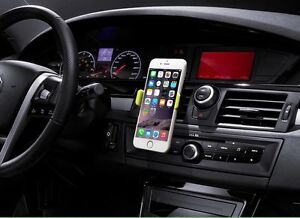 Air Vent Car Mount Phone Holder with 360° Rotation