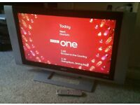 "BEKO 32"" LCD 1080p Full HD TV. Built in Freeview Excellent Condition Fully Working with Remote"
