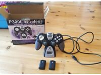 Saitek P3000 wireless gamepad