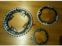 Shimano SLX Front Chain Rings