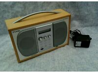 Pure Evoke 2 DAB Digital Radio maple wood