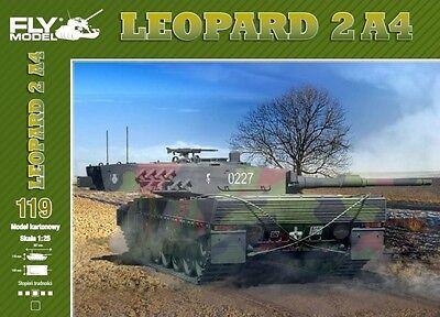 Gomix FLY 119 - Panzer Leopard 2A4 1:25