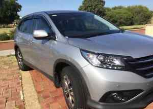 2014 Honda CR-V Wagon West Perth Perth City Area Preview