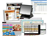 EPOS Software 4 Fast Food Delivery Takeaway Pizza Chip Shop Restaurant Dessert Retail