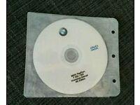 BMW F800GS workshop manual on DVD
