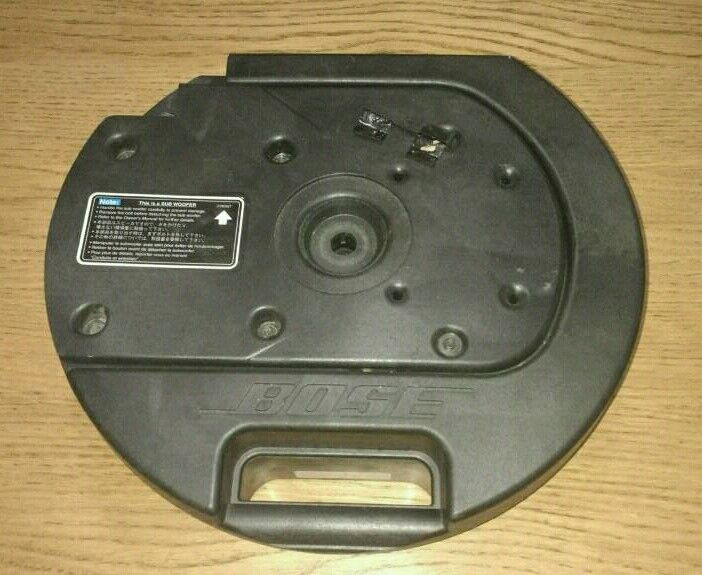 BOSE subwoofer Mazda 6 2002-2008   in Hinckley, Leicestershire   Gumtree