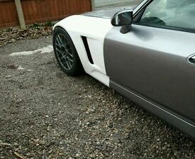 Honda s2000 front fenders wings asm wide