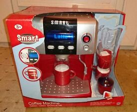 Coffee machine(box opened but not played with)