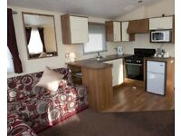 Willerby Rio, 2012 Static, 2 bedrooms, sleeps six, immaculate condition, available immediately