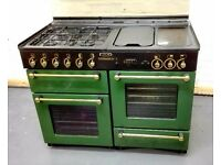 Rangemaster Leisure 110 Gas Range Cooker (Really Good Condition) - LOCAL FREE DELIVERY