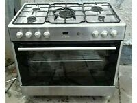 """LARGE COOKER """" FLAVEL"""" DUAL FUEL"""
