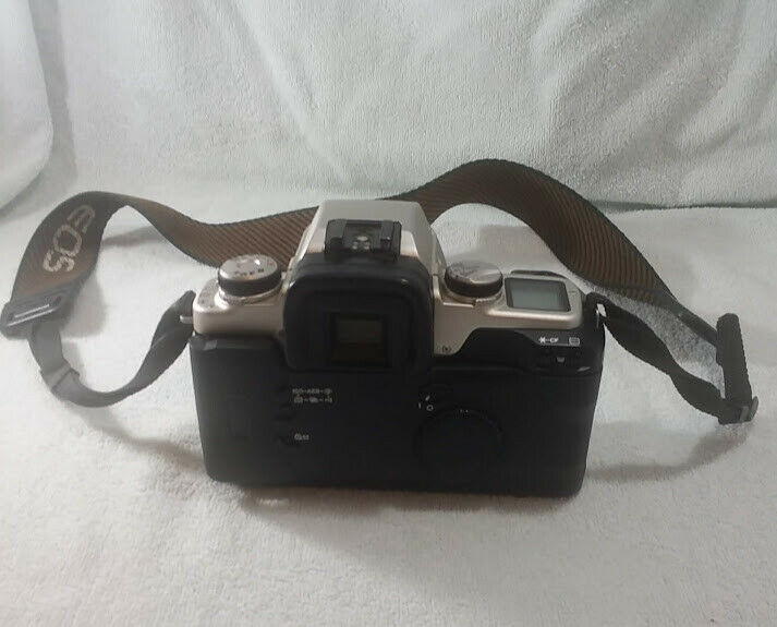 CANON EOS ELAN II 35MM CAMERA - BODY ONLY - NOT WORKING, FOR PARTS/REPAIR ONLY - $22.99